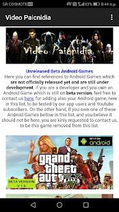 Video Paicnidia – Apps on Google Play