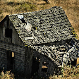 by Don Mann - Buildings & Architecture Decaying & Abandoned