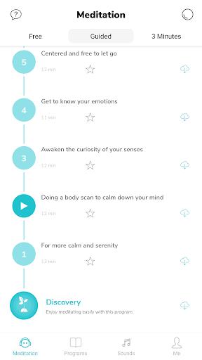 Mindfulness with Petit BamBou 3.8.1 screenshots 1