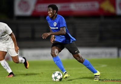 Jong Club Brugge gaat ten onder in Dortmund en ligt uit de Youth League