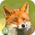 Wild Fox Simulator 2017 icon