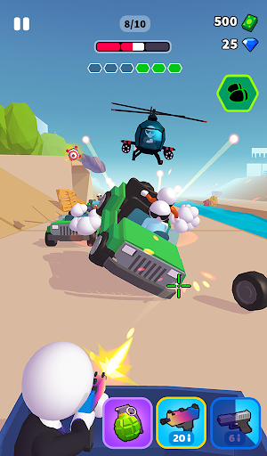 Rage Road screenshot 11