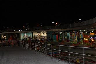 Photo: Instalaciones comerciales del Puerto de Málaga