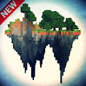 Sky Wars Atlantis map for MCPE icon
