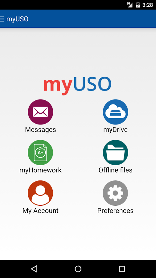 myUSO- screenshot