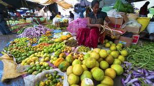 भारत, सब्जी