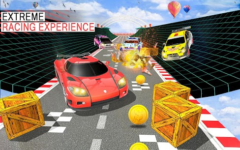 GT Car Racing Stunts-Crazy Impossible Tracks 3