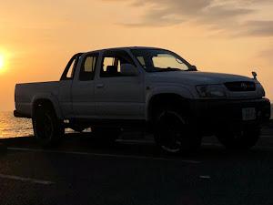 ハイラックス 4WD ピックアップのカスタム事例画像 対地さんの2020年08月04日20:53の投稿