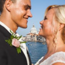 Wedding photographer Martina Barbon (martinabarbon). Photo of 03.08.2017