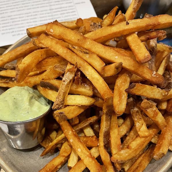 Duck fries