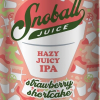 Urban South Strawberry Shortcake Snoball Juice