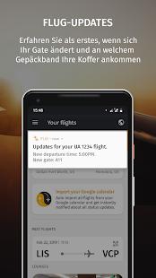 FLIO - Ihr Flugbegleiter Screenshot
