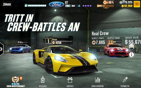 CSR Racing 2 Capture d'écran