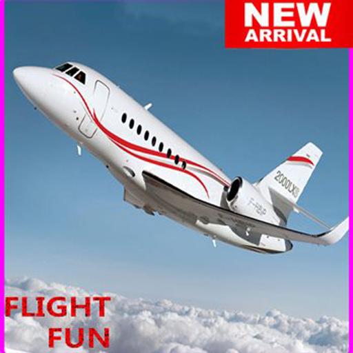Airplane Flight Simulator Fun