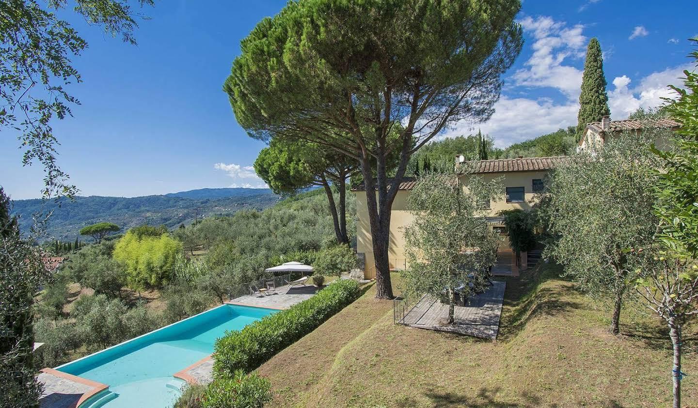 Villa avec piscine Montecatini Terme