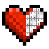 Tải Game Sandbox Color By Number Pixel Art Coloring Book