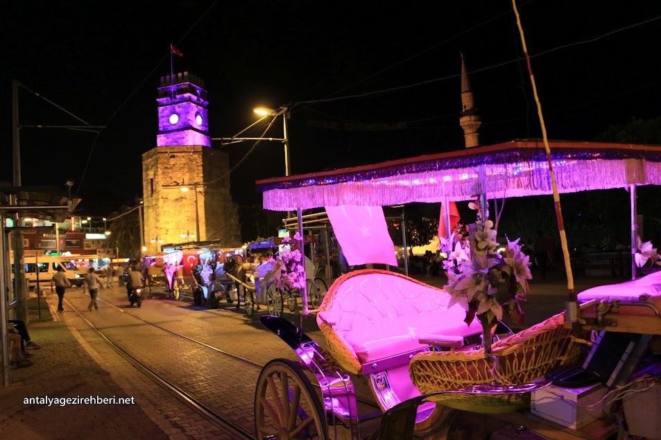 Antalya Saat Kulesi
