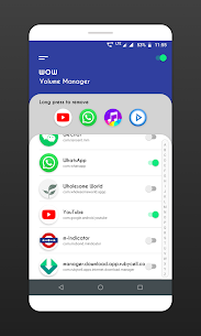 WOW Volume Manager – App volume control 8