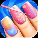 Nail Art Beauty Makeover Salon icon