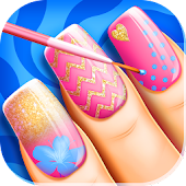 Nail Art Beauty Makeover Salon