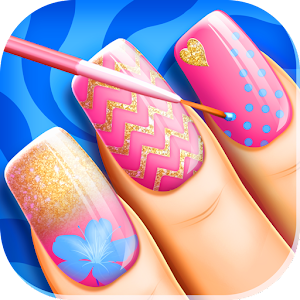 Nail art beauty makeover salon android apps on google play nail art beauty makeover salon prinsesfo Gallery