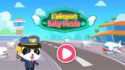 L'au00e9roport Baby Panda  captures d'u00e9cran 12