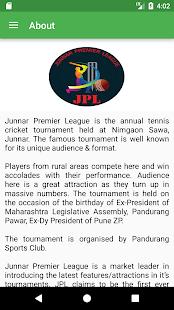 Junnar Premier League - JPL - náhled