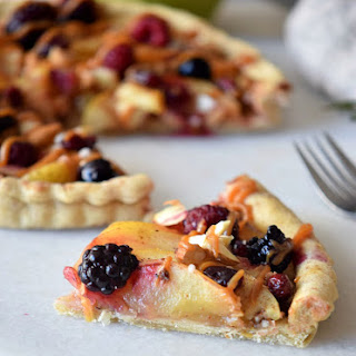 Gluten Free Berry Apple Pie