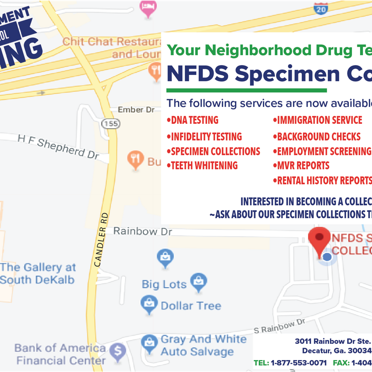 Top Five Escreen Drug Testing Near Me - Circus