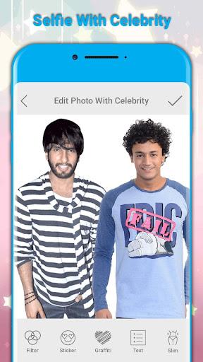 Celebrity Photo and Me...!!!! 1.2 screenshots 7