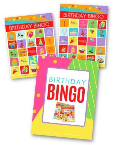 Instant Party Toolkit Bingo