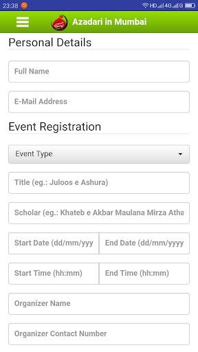 Azadari in Mumbai (AIM) 2.4 screenshots 6