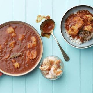 Shrimp Creole (Camarones Enchilados)