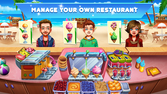 Cooking Fest : The Best Restaurant & Cooking Games 2