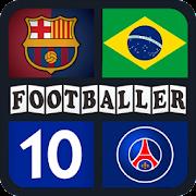 4 Pics 1 Footballer 2018