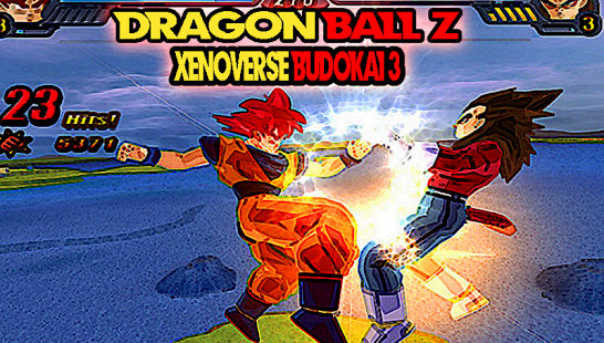 Game Dragon Ball Z Xenoverse Budokai 3 New Tips - náhled