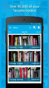 Shelfie by BitLit - screenshot thumbnail