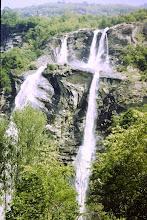 Photo: le cascate dell' Acquafraggia