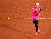 Simona Halep gunt Amanda Anisimova slechts één spelletje