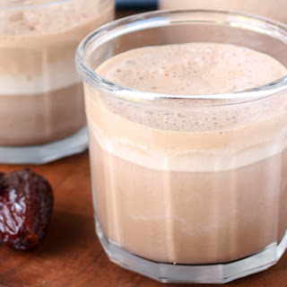 "Real Food Chocolate ""Milkshake"" Recipe"