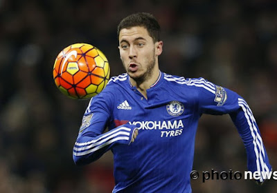 "Guus Hiddink: ""Hazard a faim"""