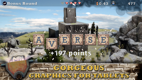 Orthografiend: a word game- screenshot thumbnail