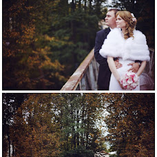 Wedding photographer Tatyana Pavlova (PavlovaTanya). Photo of 19.10.2012