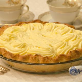 Double Banana Caramel Cream Pie