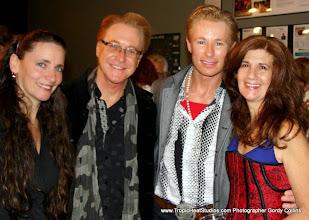 """Photo: (right to left ) - Angela """"Gigi"""" de Lugo, Joseph McLean Gregory - Heir to Hope Diamond"""