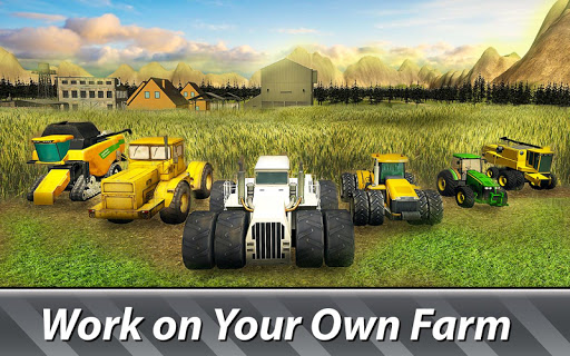 ud83dude9c Farm Simulator: Hay Tycoon grow and sell crops apkpoly screenshots 1