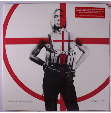 LP - Iggy & The Stooges - Ready To Die