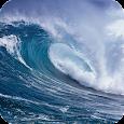 Tsunami Live Wallpaper icon
