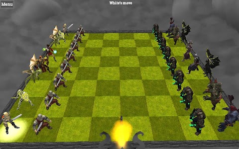 Chess 3D Animation : Real Battle Chess 3D Online 이미지[2]