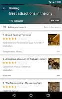 Screenshot of Kekanto: Guia da cidade